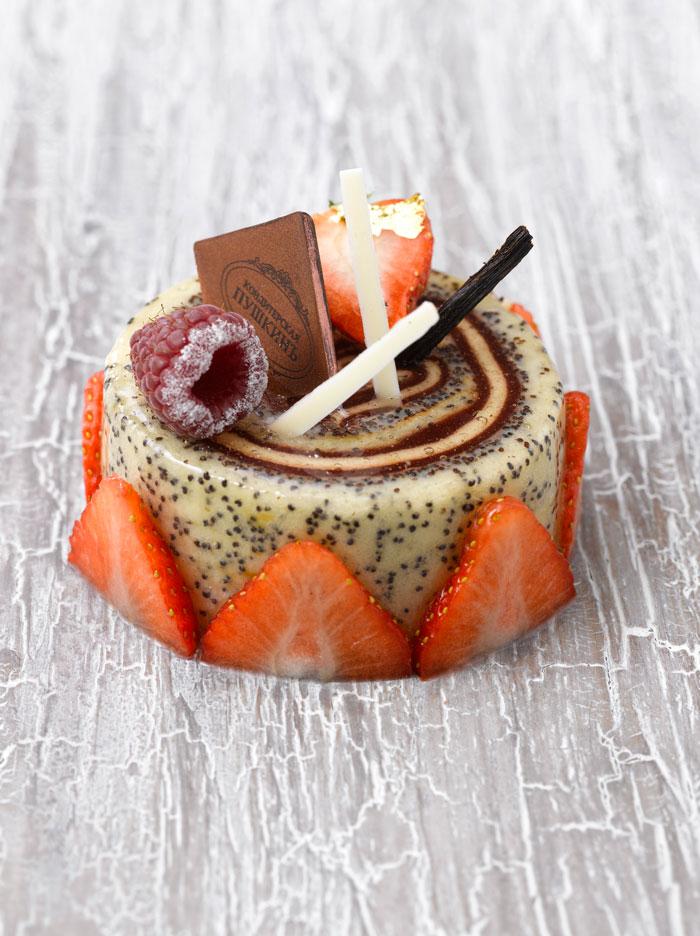 photo de pâtisserie du Café Pouchkine, phtographie de Philippe Asset, fond photo en effet de matière craquelée